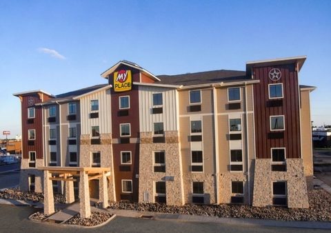 Extended Stay Hotels Amarillo Tx