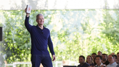 Tim Cook, Apple CEO