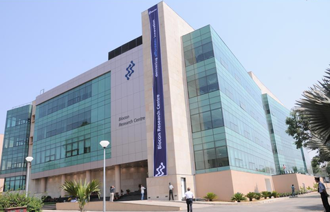 Biocon research lab