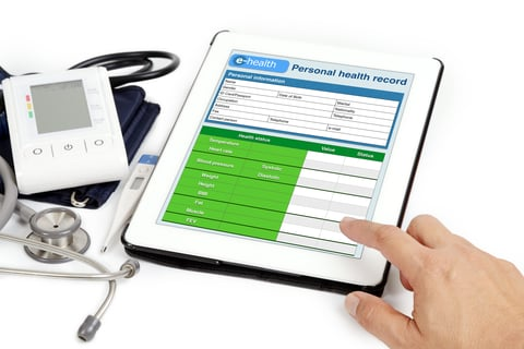 free personal health record