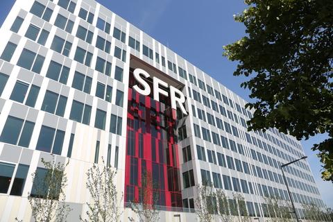 SFR HQ building