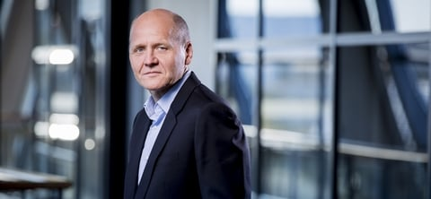 Sigve Brekke, Telenor president and CEO