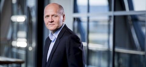 Sigve Brekke, Telenor president and CEO