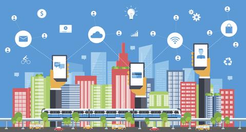 Resultado de imagem para smart cities