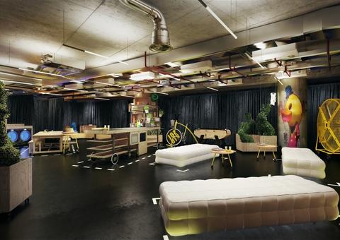 AccorHotels Jo&Joe Lounge