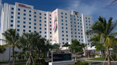 Hilton Opens Dual Branded Miami Hotel Hotel Management