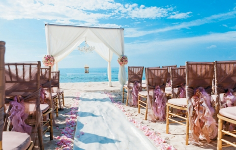 Karisma Hotel & Resort Beach Wedding