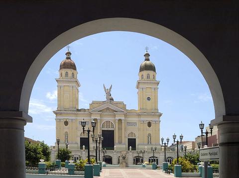 Town hall of Santiago de Cuba