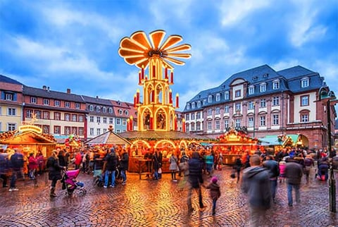 European Holiday Market Tours For The 2017 Christmas