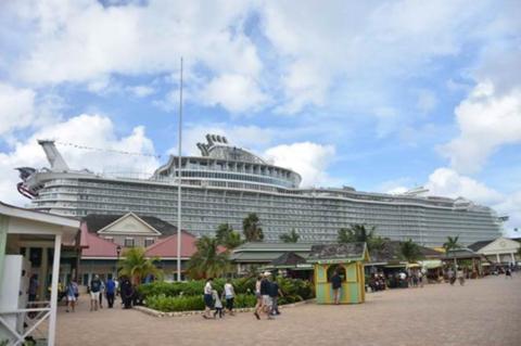 Falmouth Cruise Shipping Port