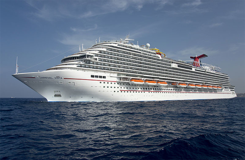 Carnival Vista Heads To Galveston Carnival Breeze To Port - Where is port canaveral