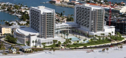 Wyndham Hotel Group Opens The Grand Clearwater Beach