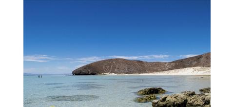 La Paz Balandra Beach
