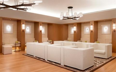 Four Seasons Resort Lanai's New Airport Lounge