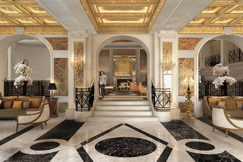 Dorchester Collections historic Hotel Eden, Rome to reopen on ...