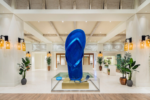 5 hospitality design trends you need to know for 2017 for Hotel lobby design trends