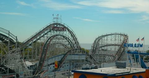 roller coaster (Pixabay)
