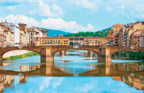 Florence is one of 11 cities that will be visited during the eight-day trip.