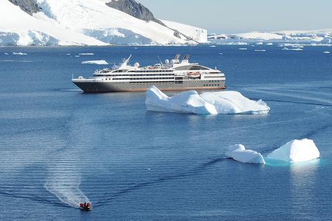 PONANT Accepting Bookings For Antarctic Cruises Luxury - Ponant cruises
