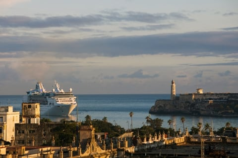 Royal Caribbean Cuba Editorial Only