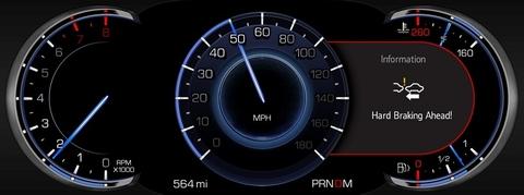 Cadillac DSRC