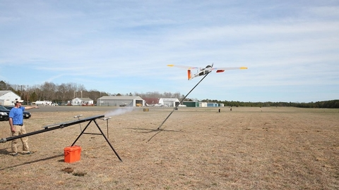 Verizon drone test