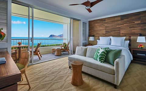 Luxury Hotels Increased Flights Anchor Hawaii S Successful 2017