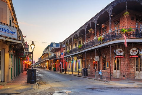 Two Days In New Orleans From Restaurants And Nightlife To Garden District Architecture Travel