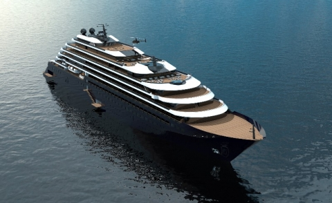 Spanish Shipyard To Build First RitzCarlton Yacht Collection - Cruise ship cost to build