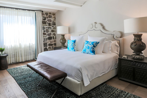Eric Meza Leines, Wimberly Interiors Collaborate For Rosewoodu0027s Fourth  Mexican Property