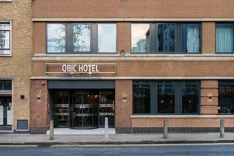 Qbic Hotel London City Whitechapel
