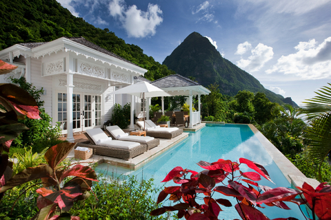 Sugar Beach At St Lucia Offers New Luxury Home From Package