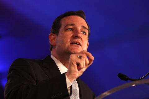 Ted Cruz speaking