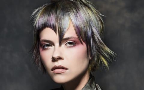 Goldwell Creative Colorist Finalist