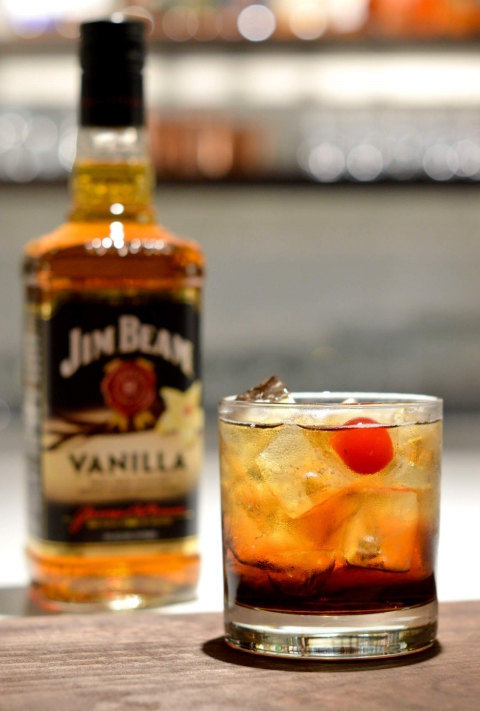 Jim Beam Vanilla flavor - What's Shakin' week of August 7