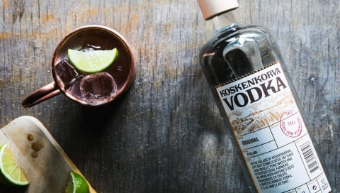 Altia and Infinium Spirits launch Koskenkorva Vodka in the United States - What's Shakin' week of August 7