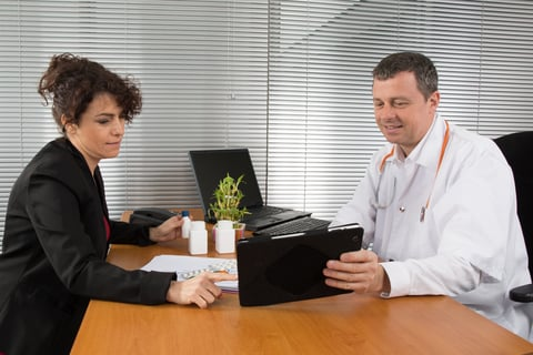pharma rep visits theyre redundant doctors say in new survey