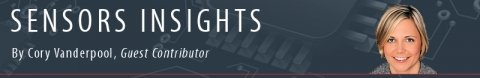 Sensors Insights by Cory Vanderpool