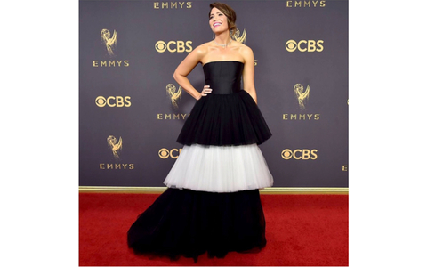Mandy Moore at the Emmys