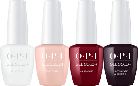 Opi Matching Gel And Regular Nail Polish