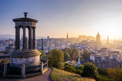 Edinburgh - alice-photo/iStock/Getty Images Plus/Getty Images