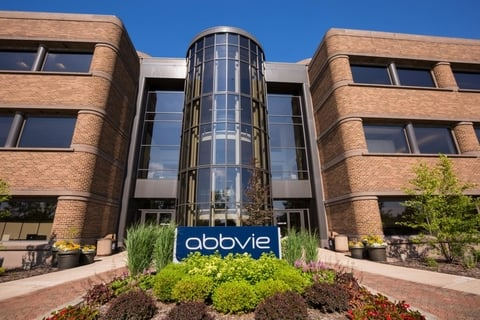 AbbVie Inc. (NYSE:ABBV) Closed 15.4% Above Its 50 Day Average
