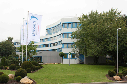 Janssen building