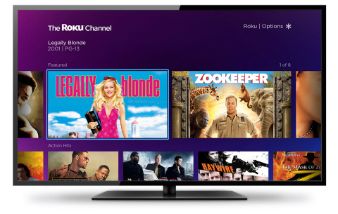 Roku Announces Streaming Service The Roku Channel