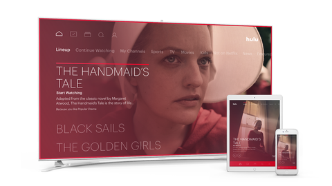 Hulu promos discounted $5.99 entry tier to its streaming library