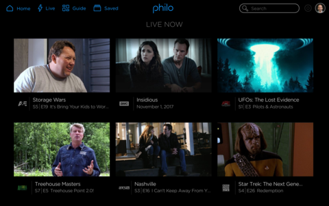 New US Entertainment-Focused Live TV Streaming Service