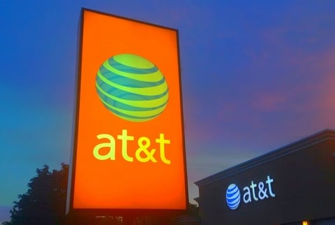 "CEO Randall Stephenson said AT&T will not be party to any agreement that would ""even give the perception of compromising the First Amendment."""
