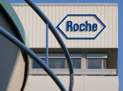 Swiss biotech group Roche sees 5 pct rise in 9-month sales