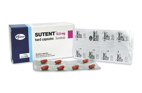 Pfizer successfully widens label for Sutent in the USA