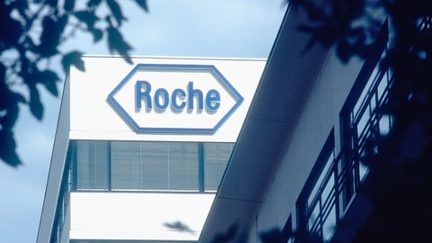 Roche shares jump on positive clinical trials